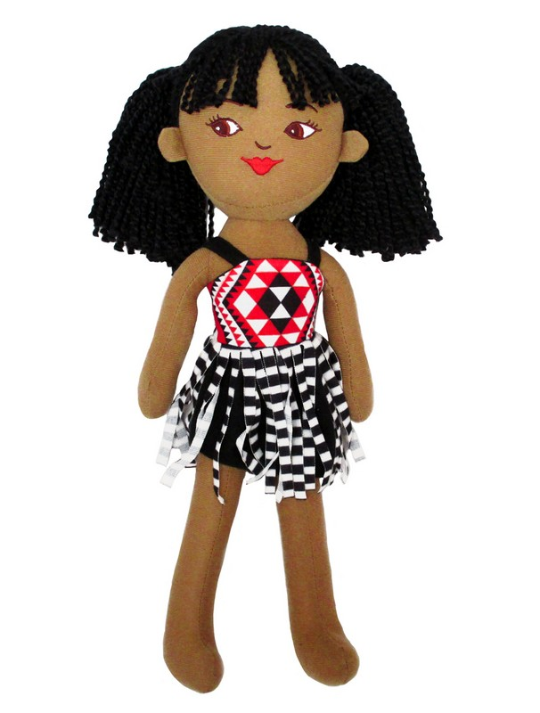 Māori Kotiro Doll