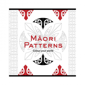 Māori Patterns – Colour Your World