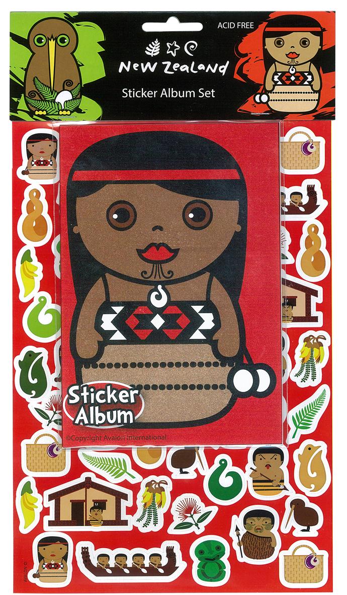Kapahaka Kotiro Sticker Album Set