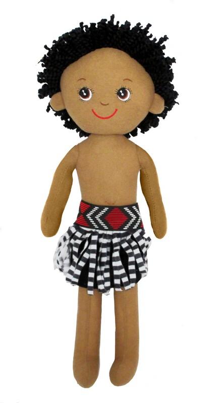Māori Tama Doll