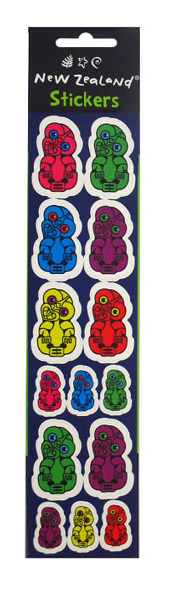Tiki Stickers