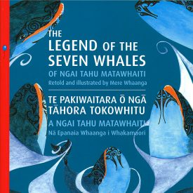 The Legend Of The Seven Whales Of Ngai Tahu Matawhaiti