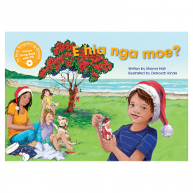 E Hia Nga Moe? (Singalong Book And CD)