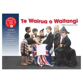 Te Wairua O Waitangi (Singalong Book & CD)