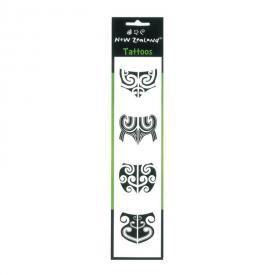 Māori Moko Kauae – Temporary Tattoos