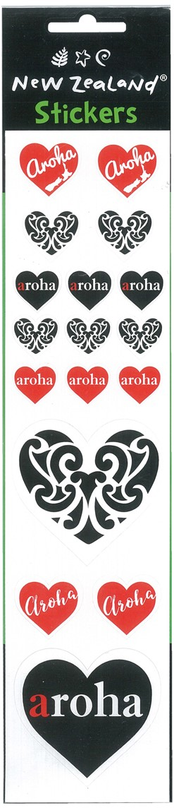 Aroha Stickers