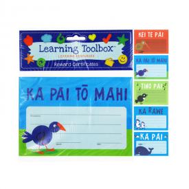 Certificates In Te Reo Māori