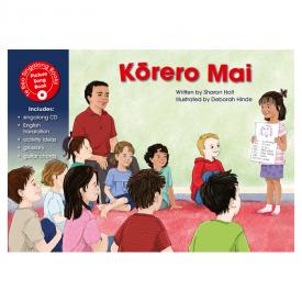 Kōrero Mai (Singalong Book & CD)