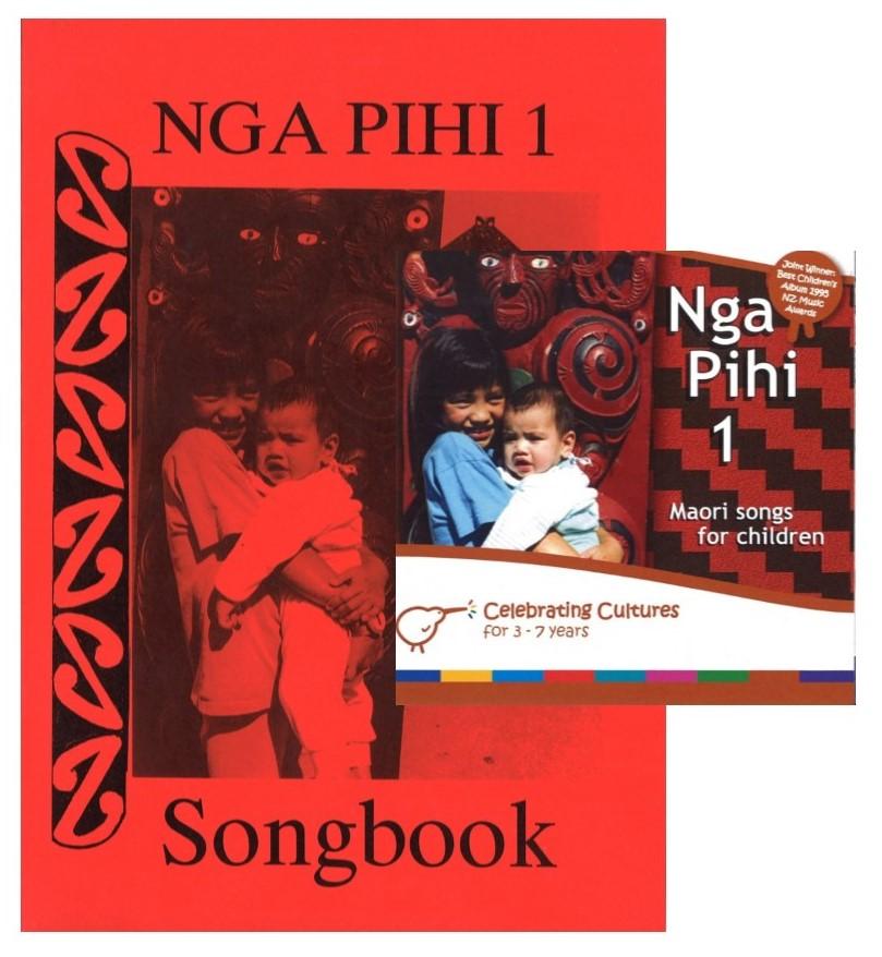 Nga Pihi 1 – CD & Songbook