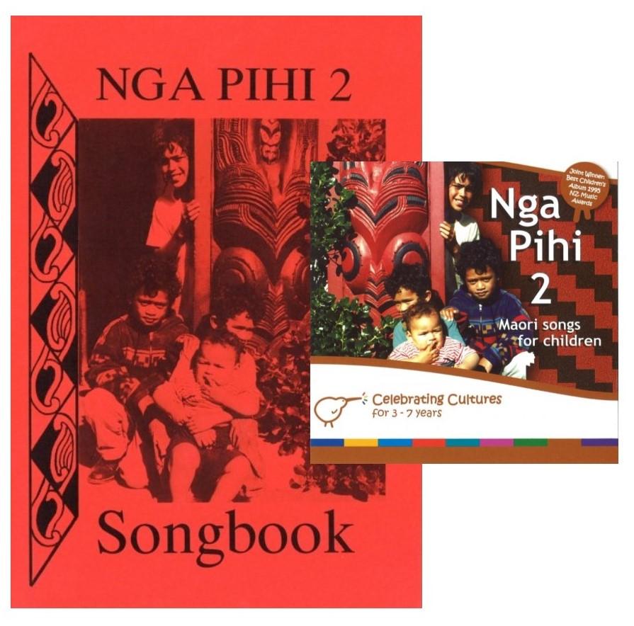 Nga Pihi 2 – CD & Songbook