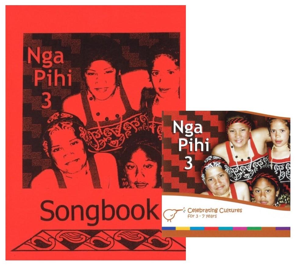 Nga Pihi 3 – CD & Songbook