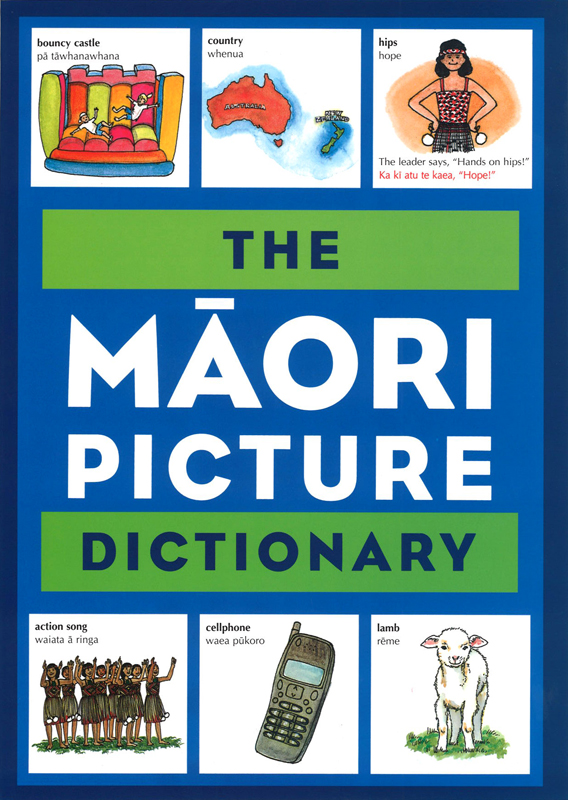 The Māori Picture Dictionary