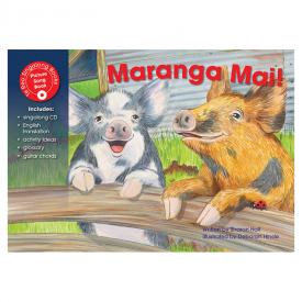 Maranga Mai (Singalong Book And CD)