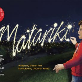 Matariki (Singalong Book And CD)