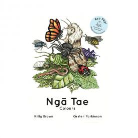 Ngā Tae – Colours