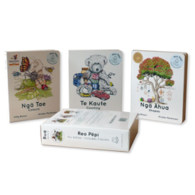 Reo Pēpi Box Set (2) (Board Books)