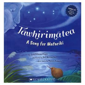 Tāwhirimātea – A Song For Matariki (Book & CD)