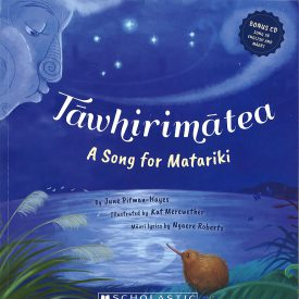 Tāwhirimātea – A Song For Matariki (CD And Book)