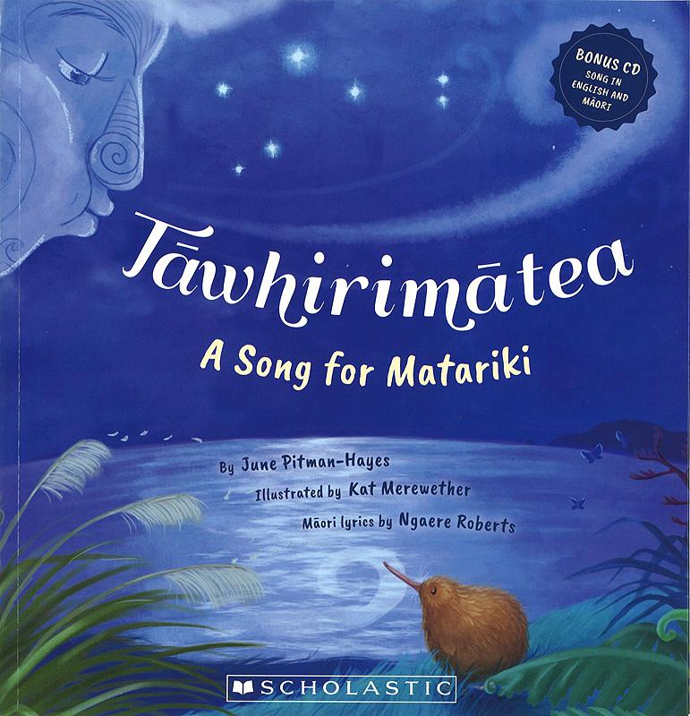 Tāwhirimātea – A Song For Matariki (CD And Book)