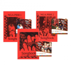 Nga Pihi 1, 2 & 3 CDs With Songbooks
