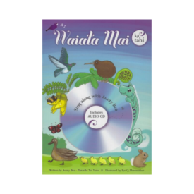 Waiata Mai (Book & CD)