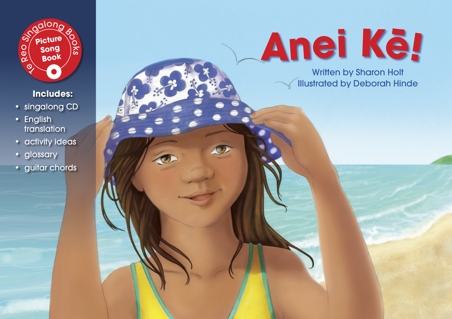 Anei Kē (Singalong Book And CD)
