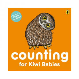 Counting For Kiwi Babies (Board Book)