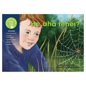 He Aha Tēnei? (Singalong Book & CD)