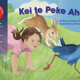 Kei Te Peke Ahau (Singalong Book And CD)