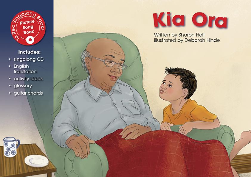Kia Ora (Singalong Book And CD)