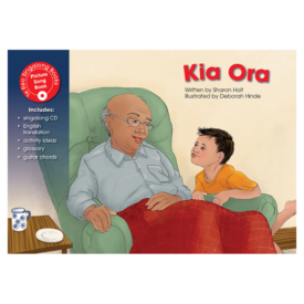 Kia Ora (Singalong Book & CD)