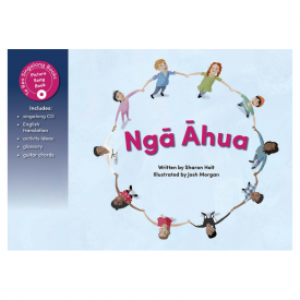 Ngā Āhua (Singalong Book & CD)