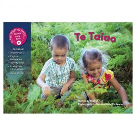 Te Taiao (Singalong Book & CD)