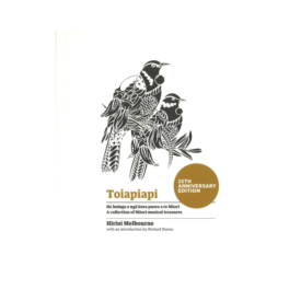 Toiapiapi – A Collection Of Maori Musical Treasures (Book & CD)