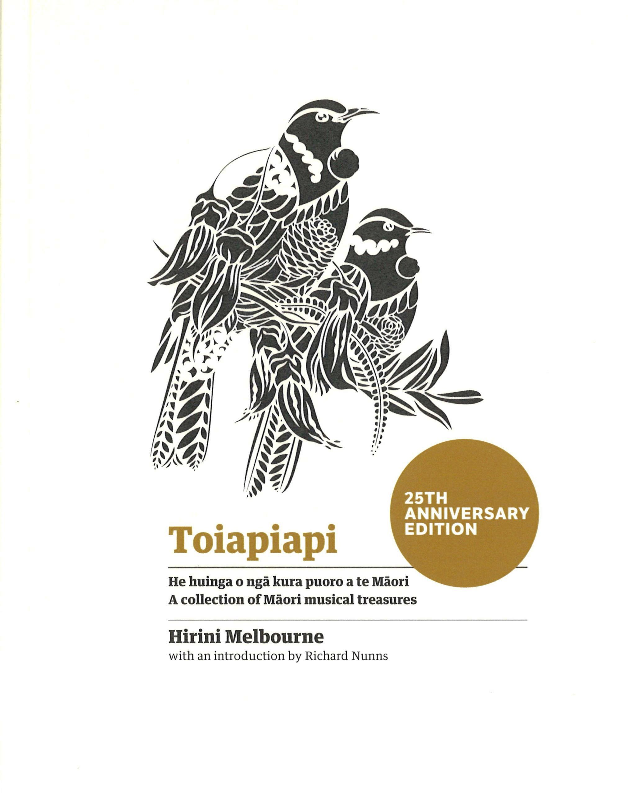 Toiapiapi – A Collection Of Maori Musical Treasures (CD & Book)