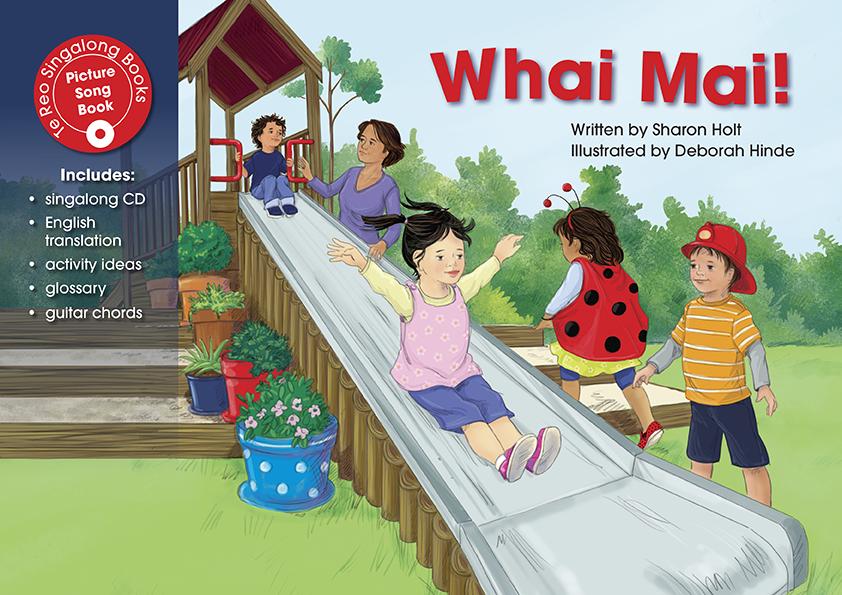 Whai Mai (Singalong Book And CD)