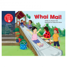 Whai Mai (Singalong Book & CD)