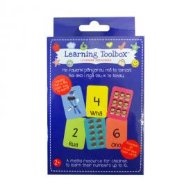 Number Cards In Te Reo Māori
