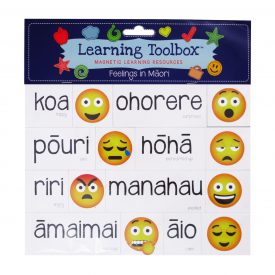 Feelings Magnets In Te Reo Māori