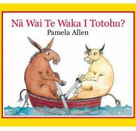 Nā Wai Te Waka I Totohu?