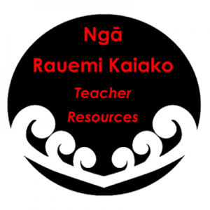 Poi Princess Teacher Māori Resources Button