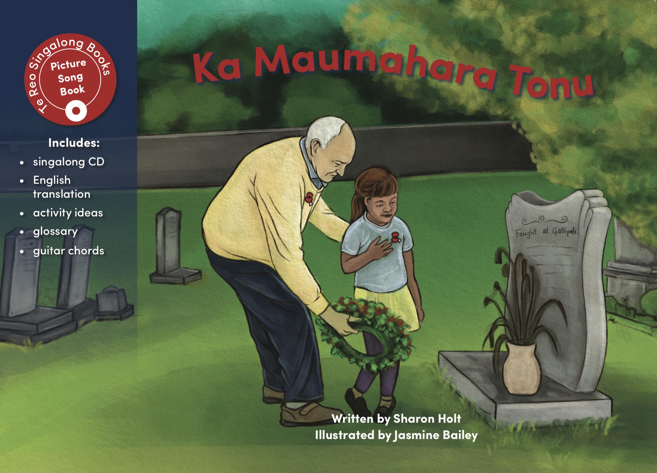 Ka Maumahara Tonu (Singalong Book & CD)