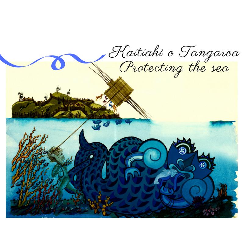 Kaitiaki O Tangaroa – Protecting The Sea