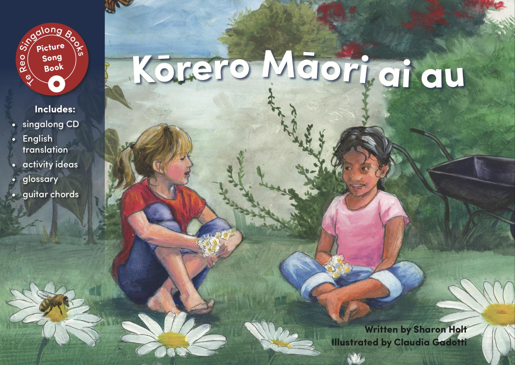 Kōrero Māori Ai Au (Singalong Book & CD)