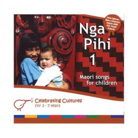 Nga Pihi 1 (CD)