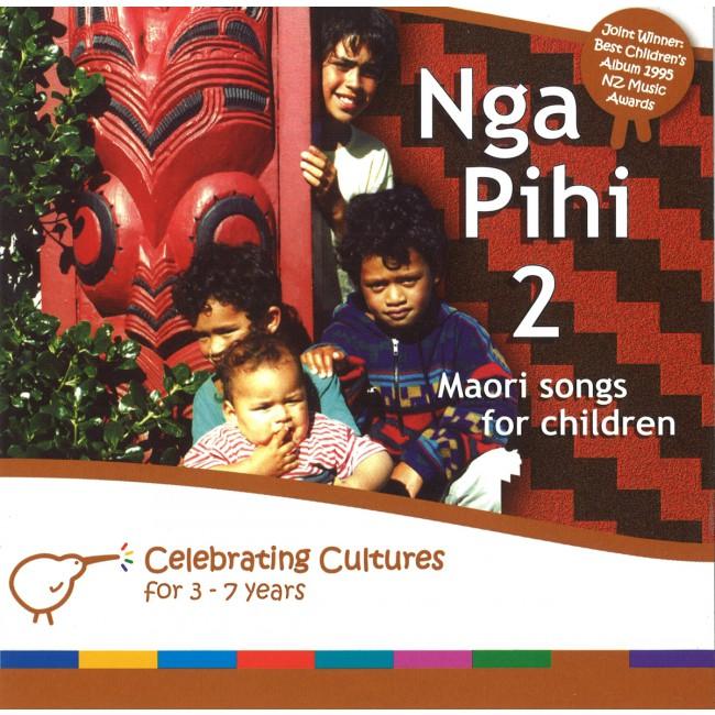 Nga Pihi 2 – CD