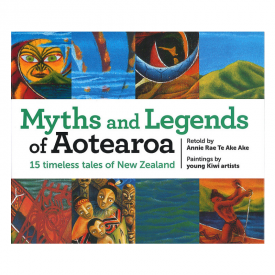 Myths & Legends Of Aotearoa