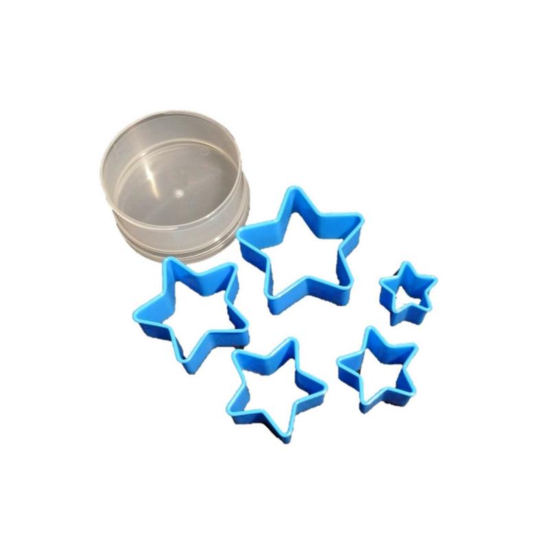 Star Cookie Cutters For Matariki