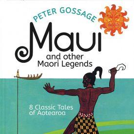 Maui And Other Māori Legends