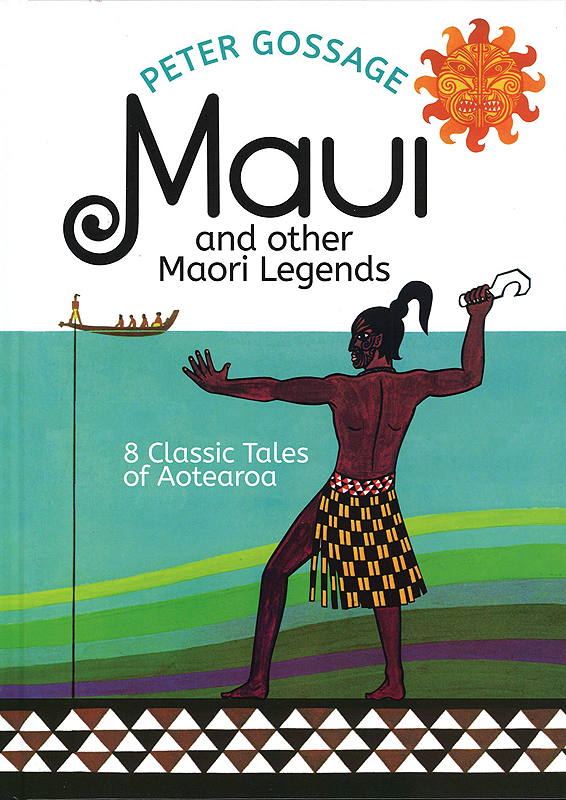 Maui And Other Māori Legends